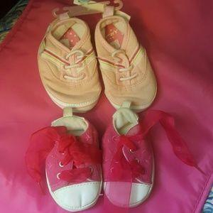 Other - Baby shoe bundle